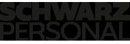 SCHWARZ PERSONAL AG Ihre Personalvermittlung in Österreich, Liechtenstein, Schweiz Logo